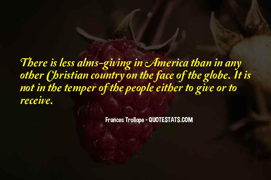 Quotes About Giving An Inch #2492