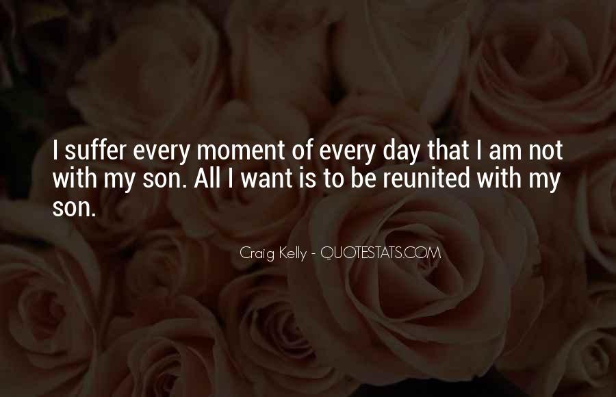 Craig Kelly Quotes #948701