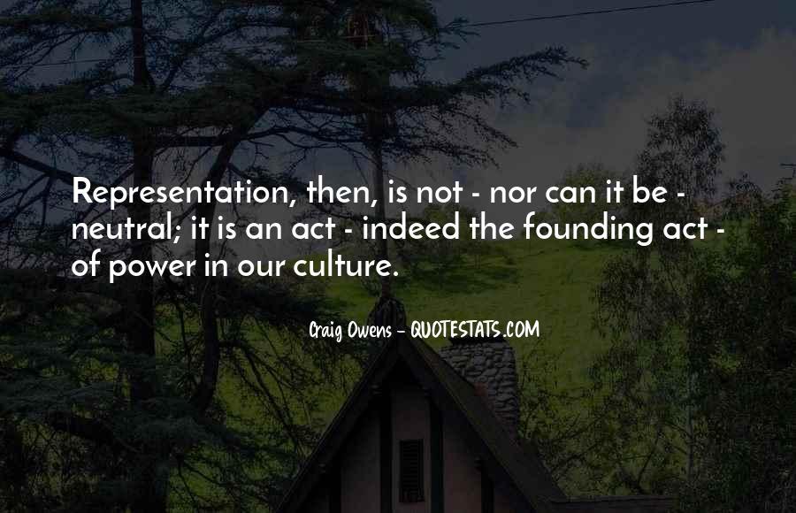 Craig Owens Quotes #1535489