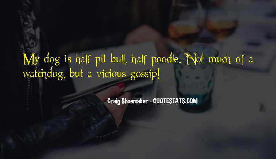 Craig Shoemaker Quotes #1138836