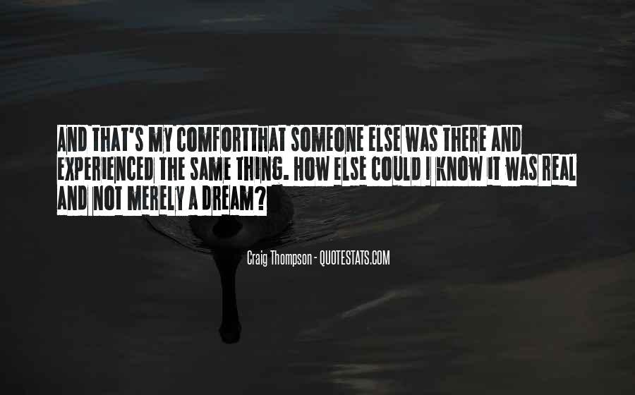 Craig Thompson Quotes #1082225