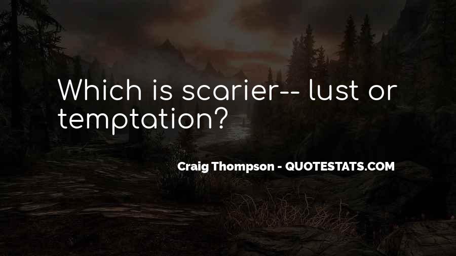 Craig Thompson Quotes #1365169