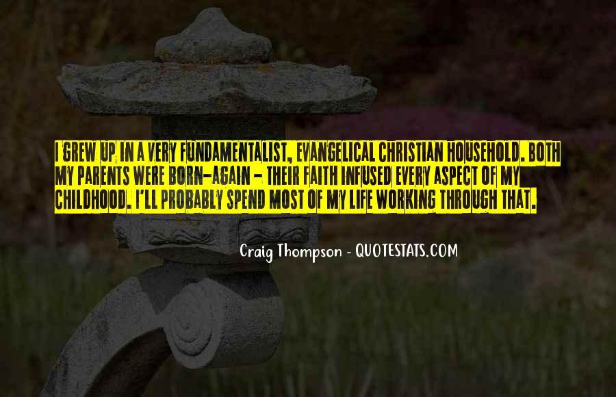 Craig Thompson Quotes #1436976