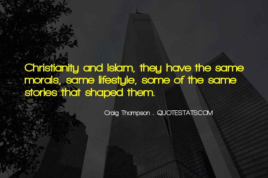 Craig Thompson Quotes #1525882