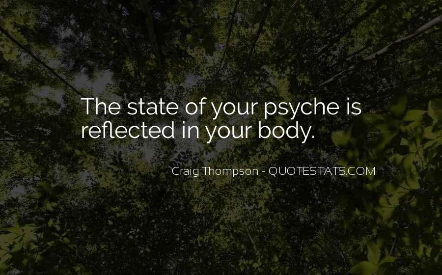 Craig Thompson Quotes #1583593