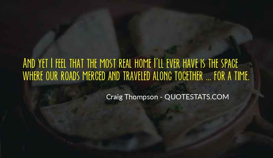 Craig Thompson Quotes #1666952
