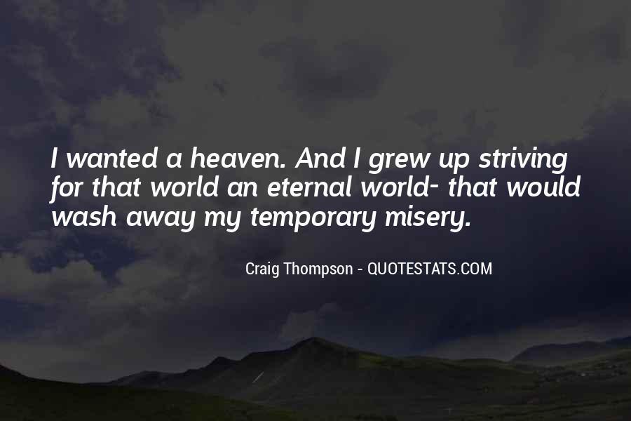 Craig Thompson Quotes #28903