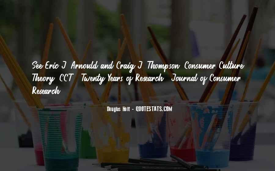 Craig Thompson Quotes #541515