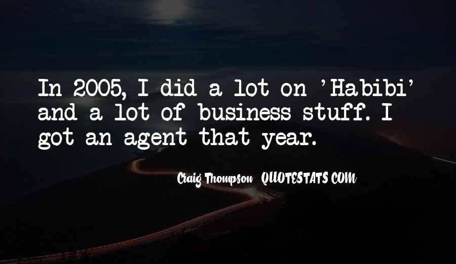 Craig Thompson Quotes #580037