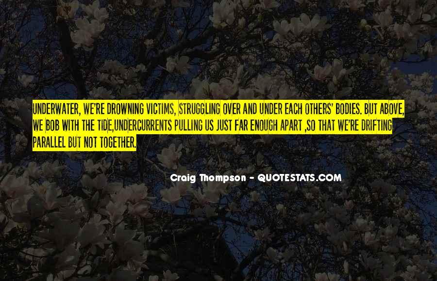 Craig Thompson Quotes #591214