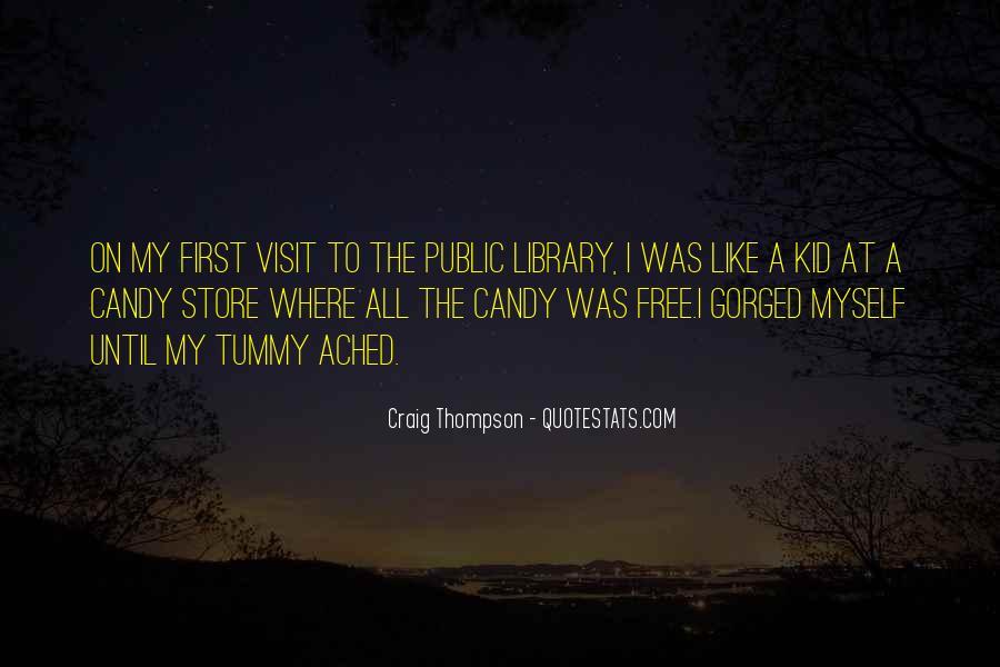 Craig Thompson Quotes #669228