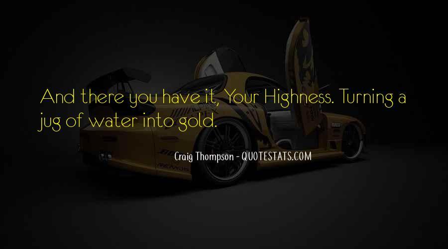 Craig Thompson Quotes #875584