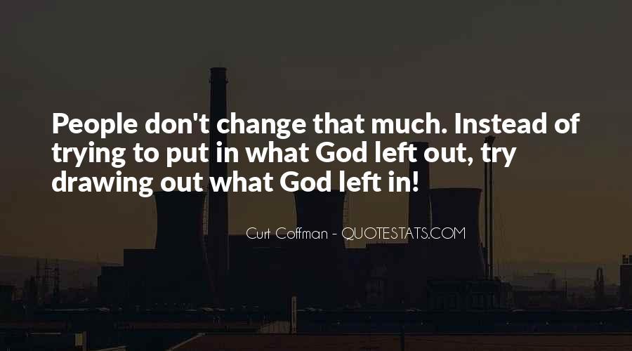 Curt Coffman Quotes #59003