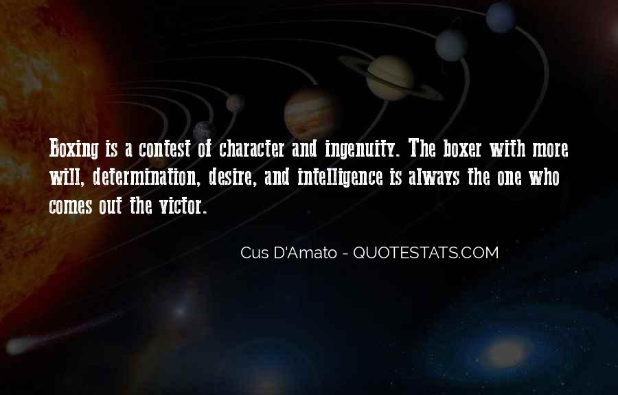 Cus D'amato Quotes #1174421