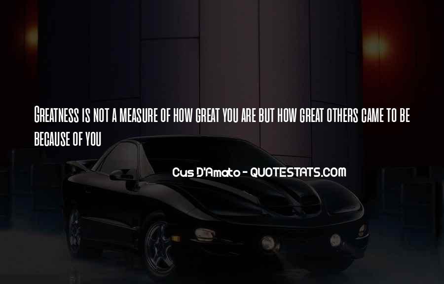 Cus D'amato Quotes #138647