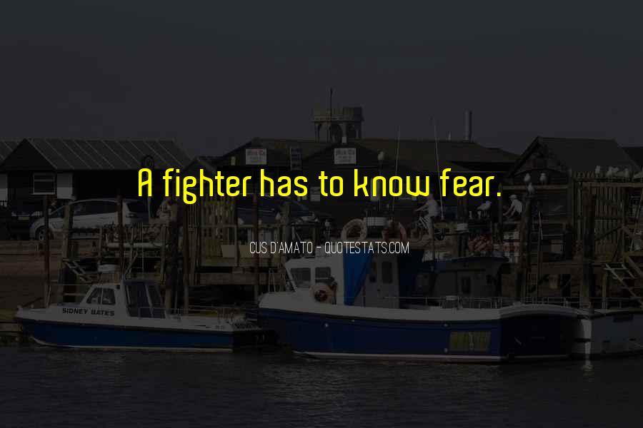 Cus D'amato Quotes #233748