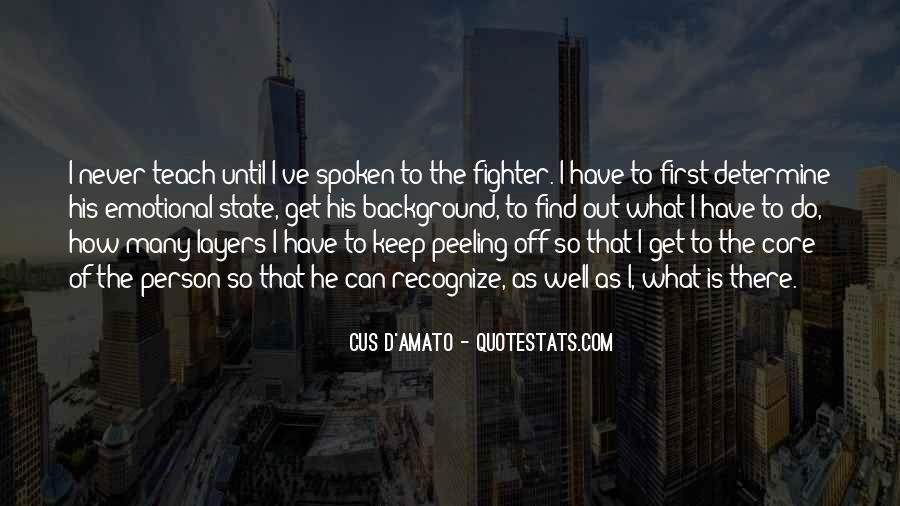 Cus D'amato Quotes #273323