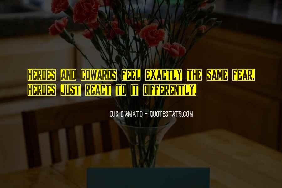 Cus D'amato Quotes #650760