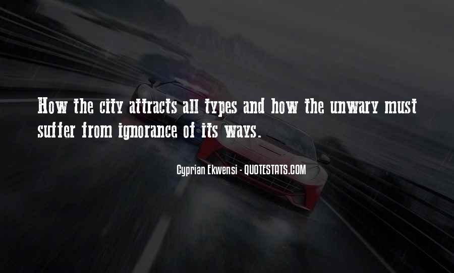 Cyprian Ekwensi Quotes #1616368