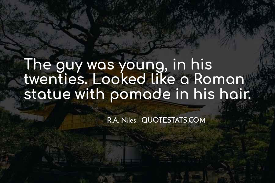 D.t. Niles Quotes #1185049