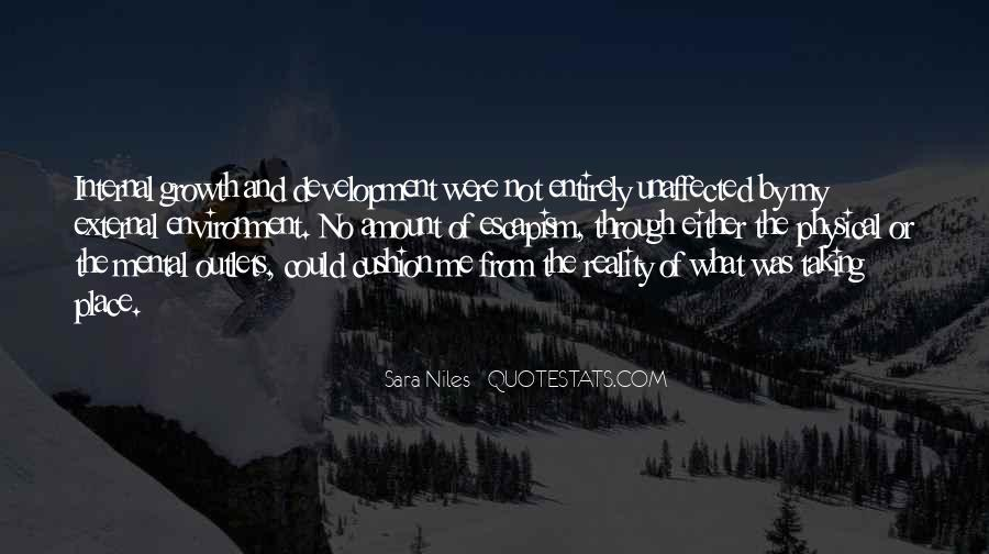 D.t. Niles Quotes #1451893