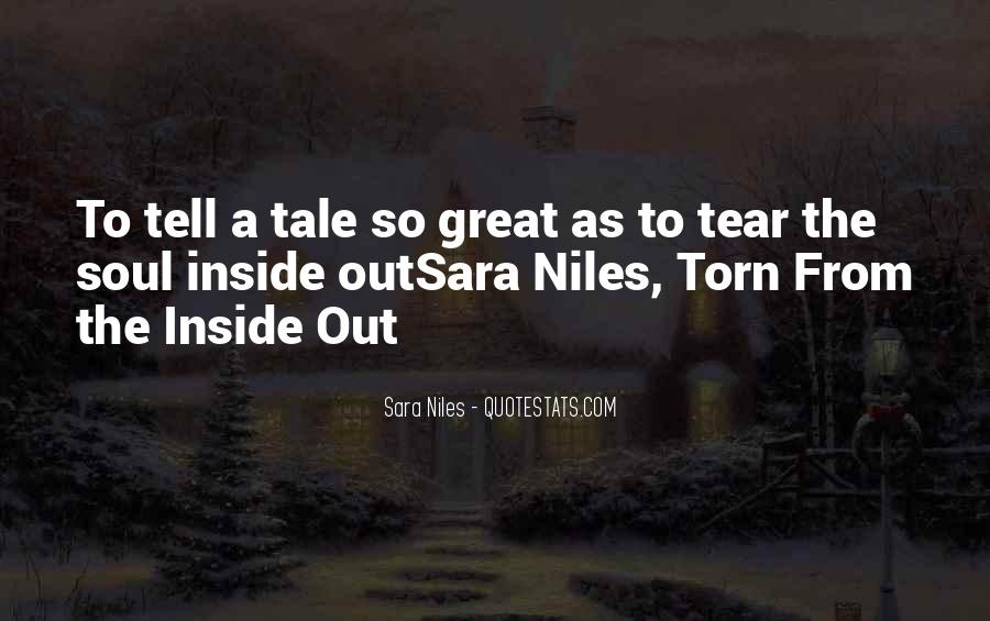 D.t. Niles Quotes #255905