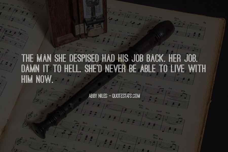 D.t. Niles Quotes #943691