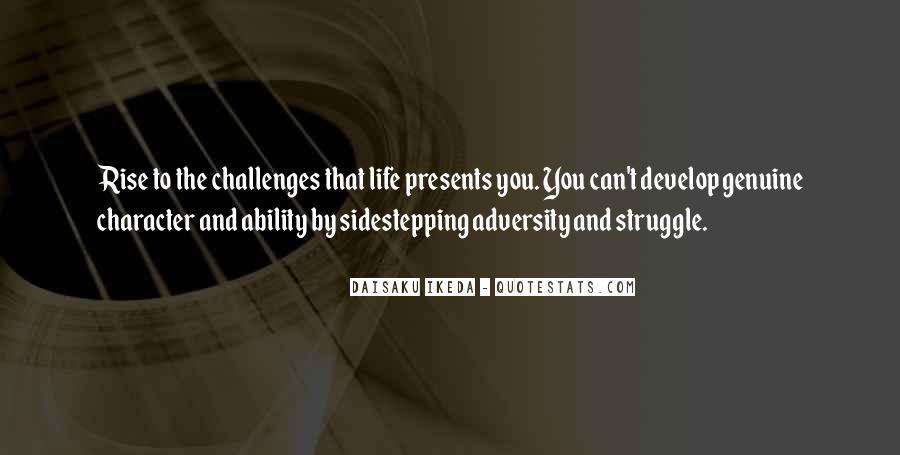 Daisaku Ikeda Quotes #143239