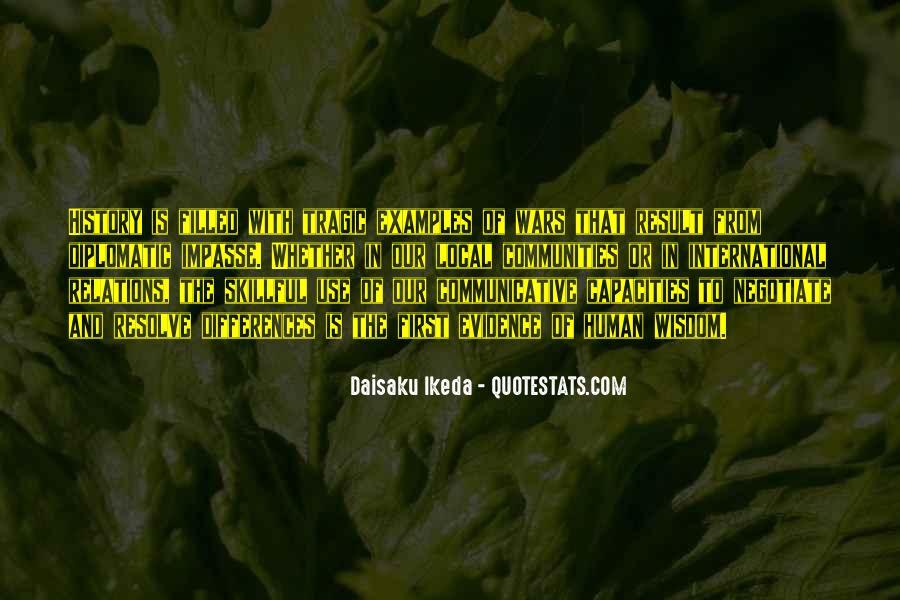 Daisaku Ikeda Quotes #17868