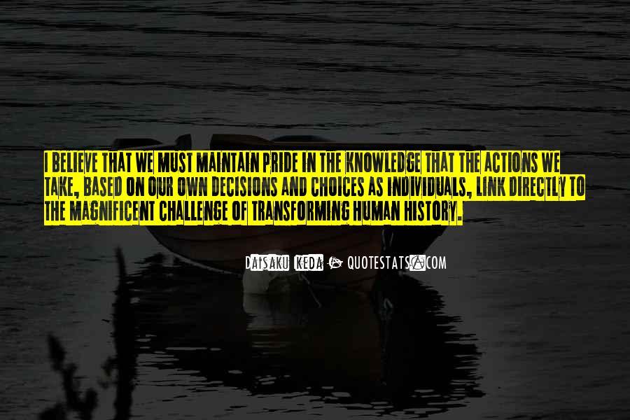 Daisaku Ikeda Quotes #191998
