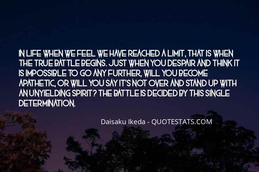 Daisaku Ikeda Quotes #353023