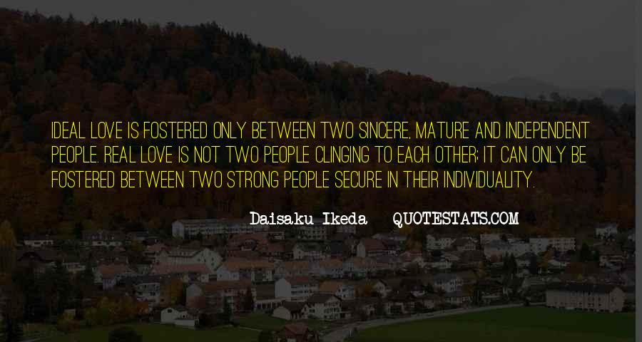 Daisaku Ikeda Quotes #39242