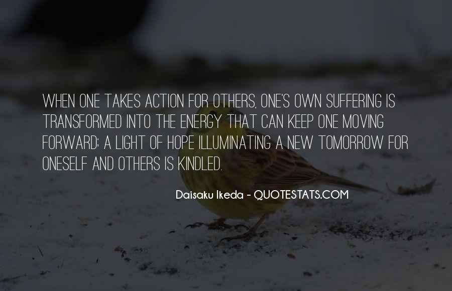 Daisaku Ikeda Quotes #426527