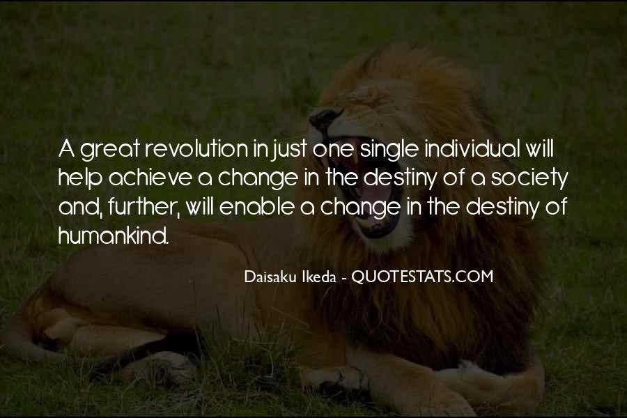 Daisaku Ikeda Quotes #463139