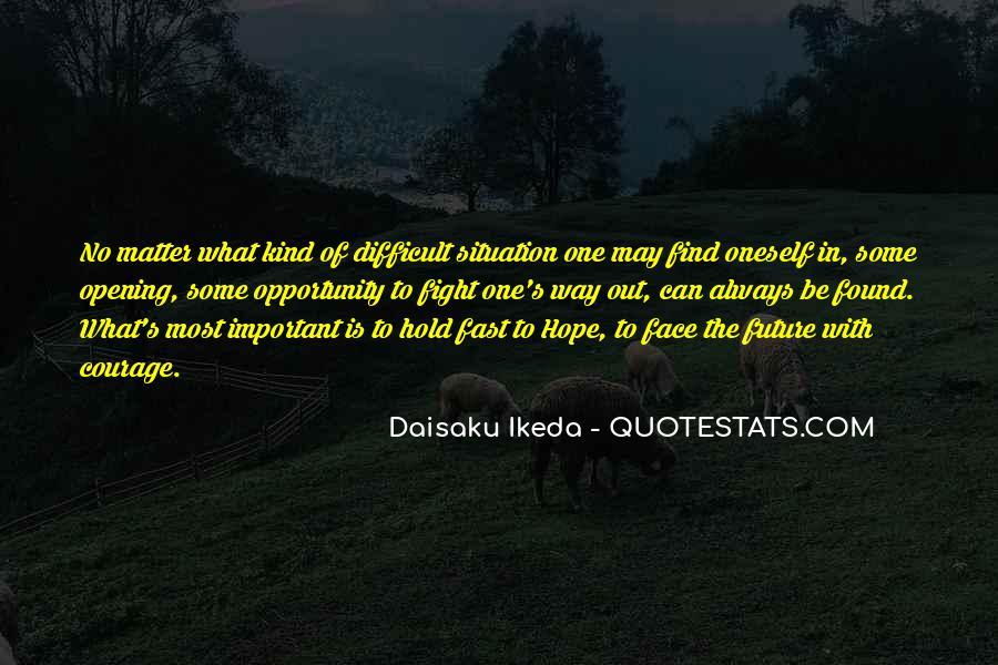 Daisaku Ikeda Quotes #48514