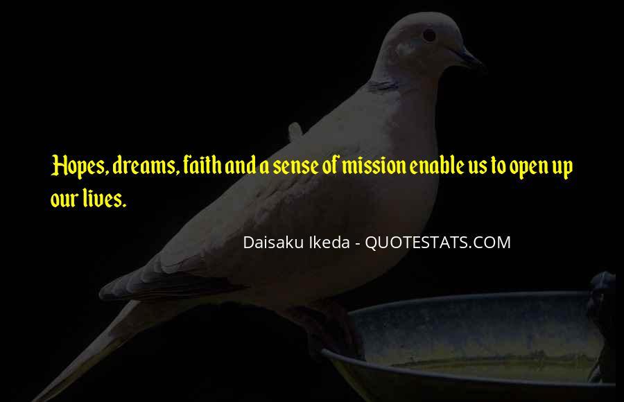 Daisaku Ikeda Quotes #509618
