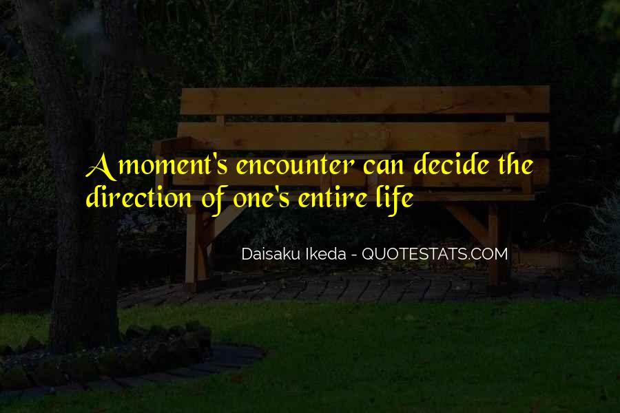 Daisaku Ikeda Quotes #517990