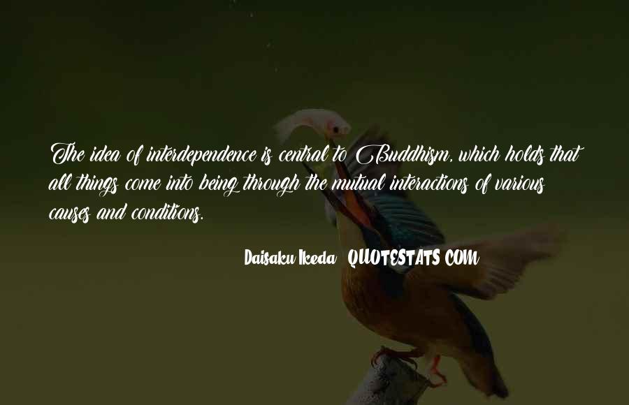 Daisaku Ikeda Quotes #85201