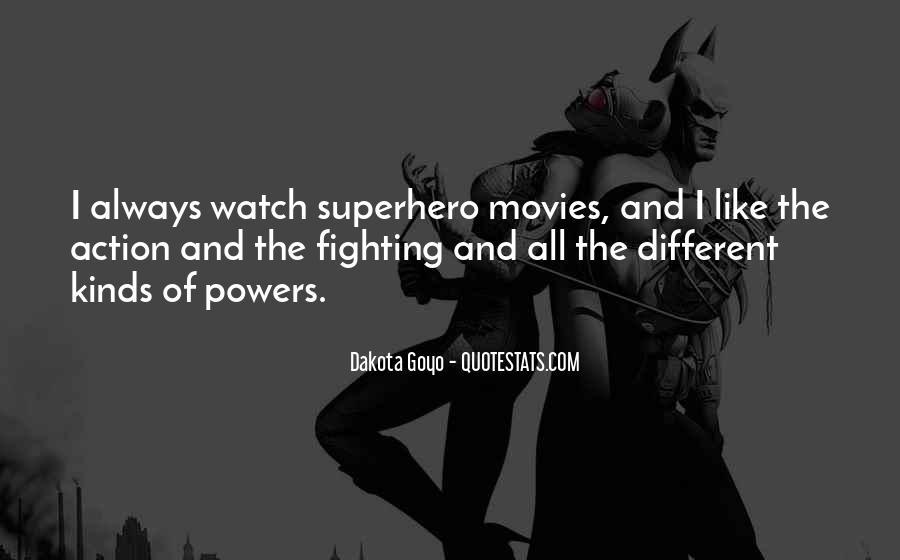Dakota Goyo Quotes #1049425