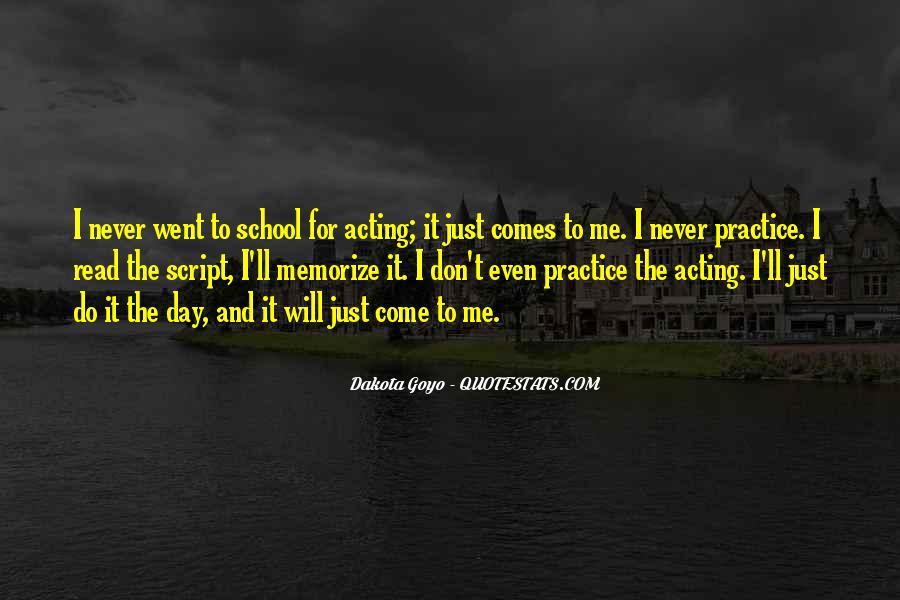 Dakota Goyo Quotes #1746588