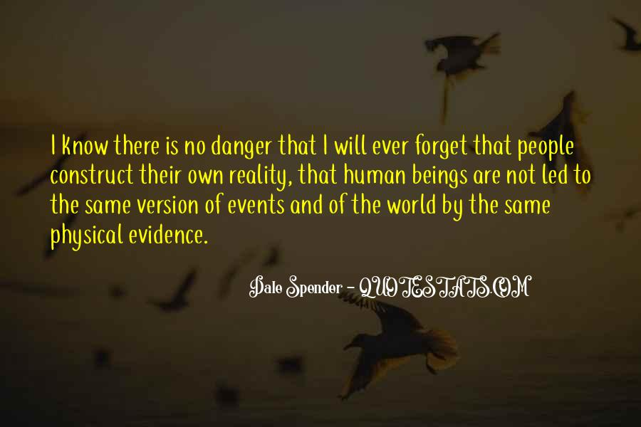 Dale Spender Quotes #1245604
