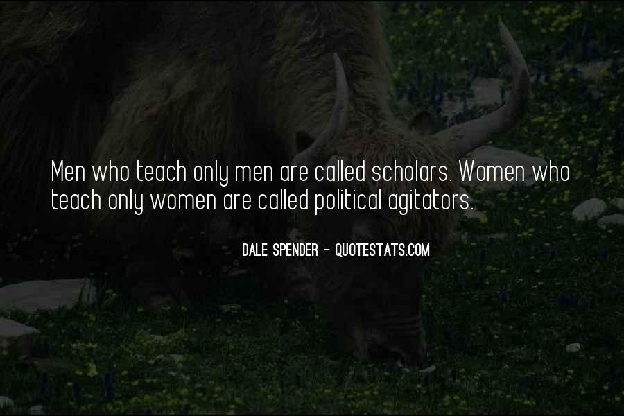 Dale Spender Quotes #1709485