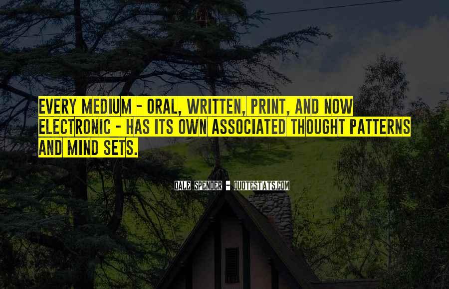 Dale Spender Quotes #530266