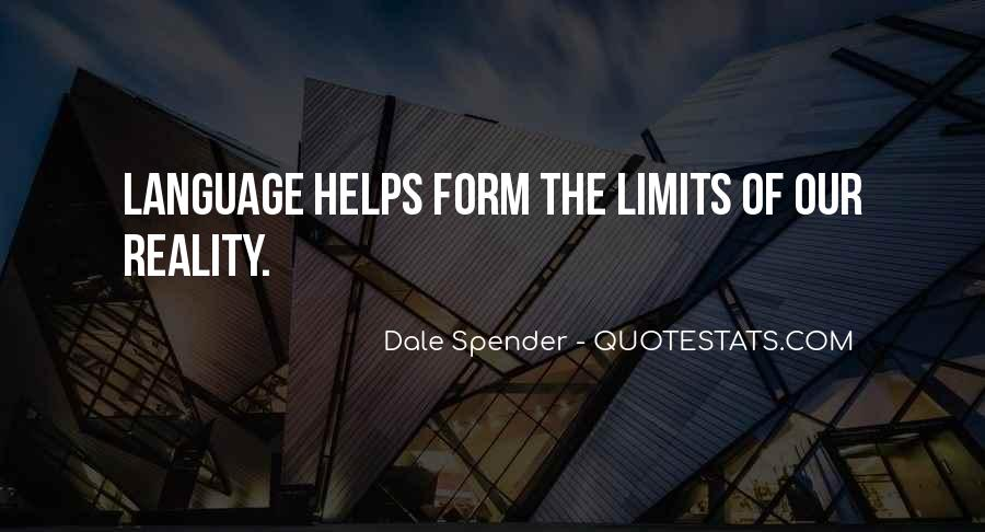 Dale Spender Quotes #92563