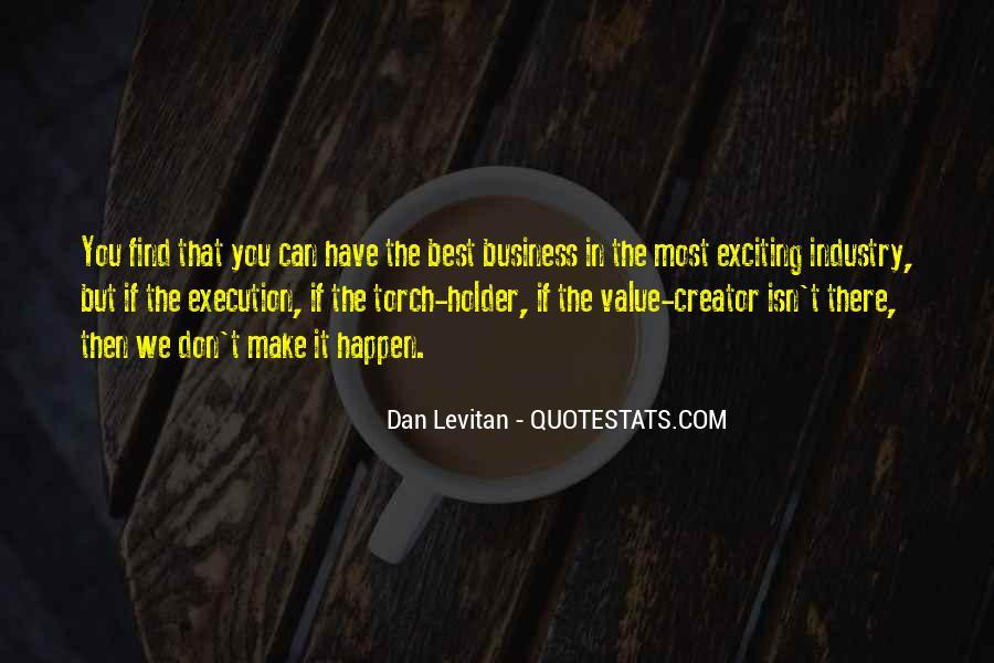 Dan Levitan Quotes #1129889