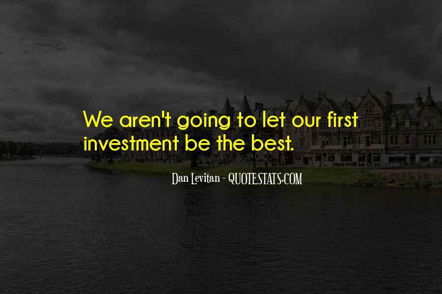 Dan Levitan Quotes #1495473