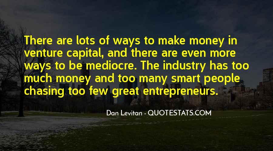 Dan Levitan Quotes #1602385