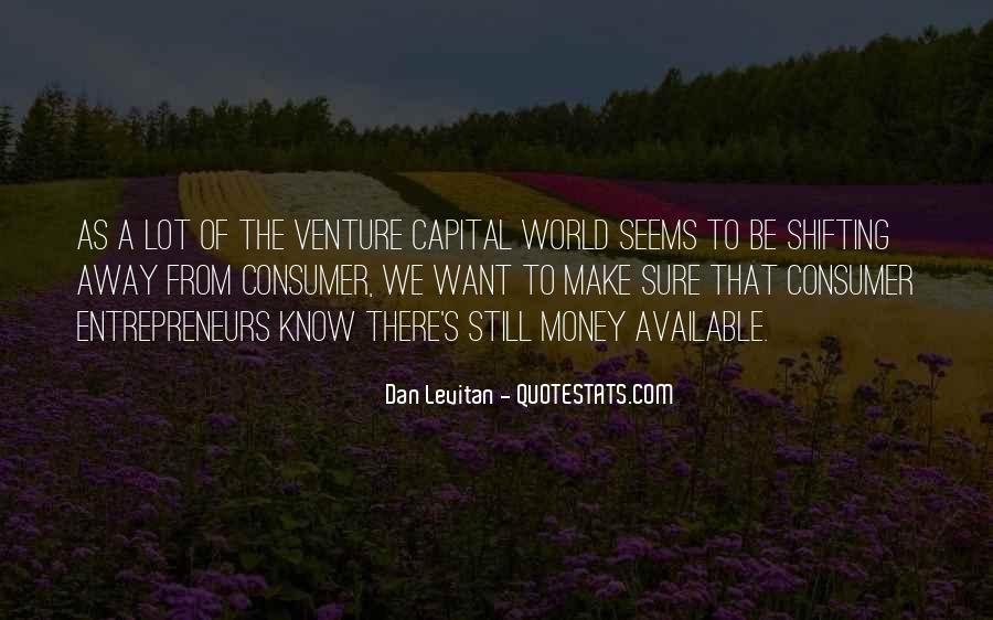 Dan Levitan Quotes #419776