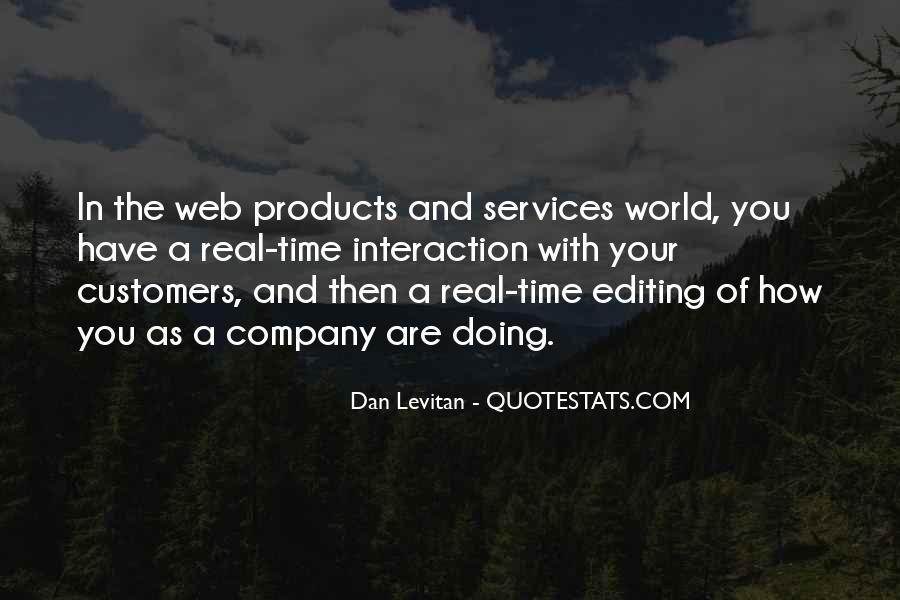 Dan Levitan Quotes #653390