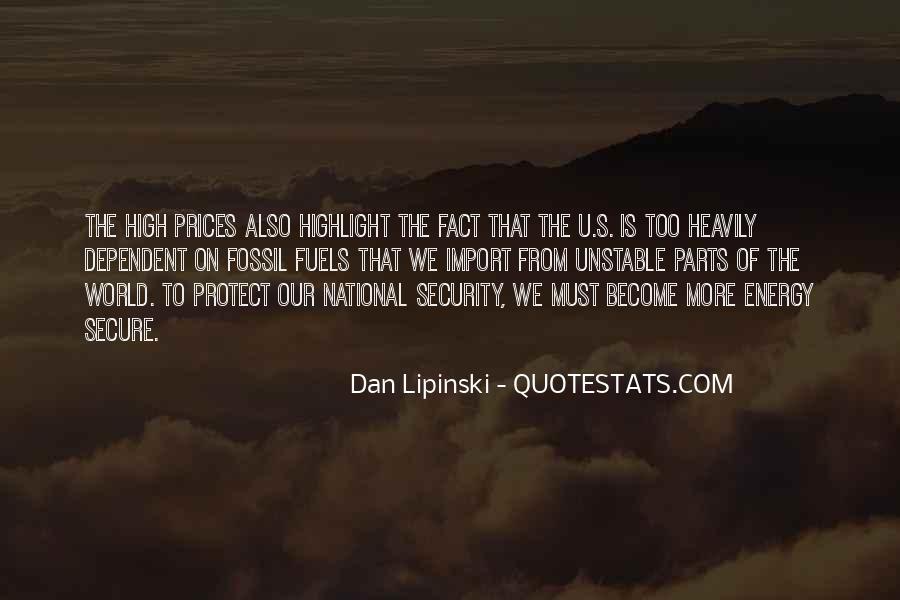 Dan Lipinski Quotes #91127